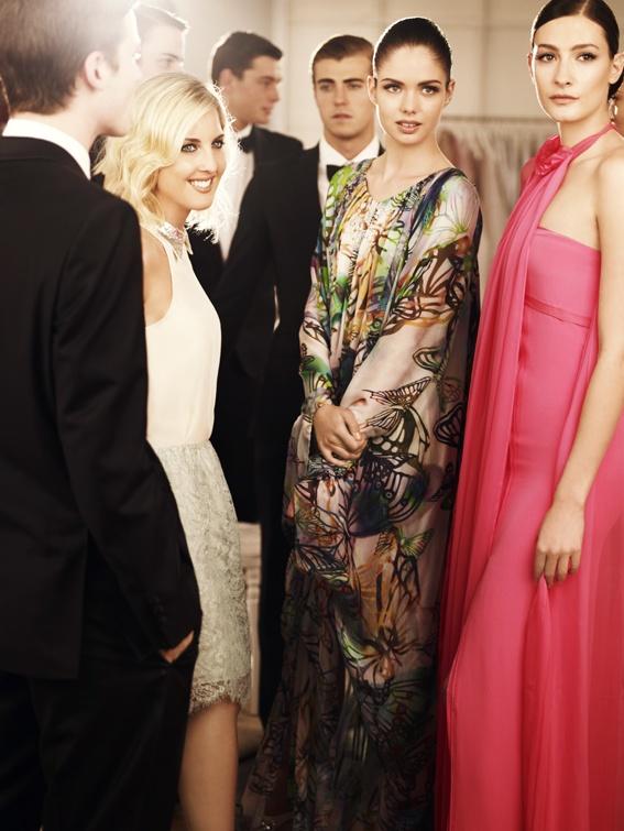 Grazia Editor Amy Molloy. 30 days of Fashion and Beauty 2012 ACP magazines