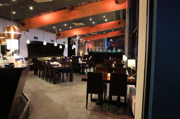 Villa Westend - restaurant