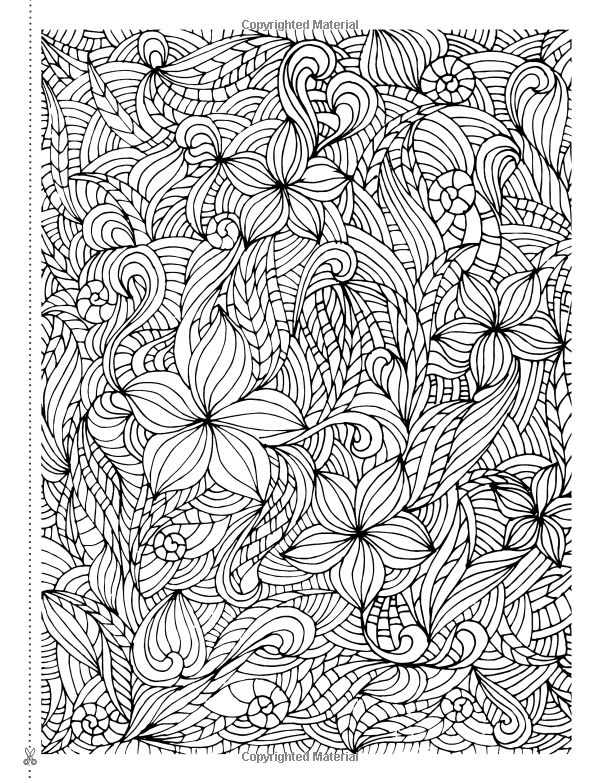 Anti Stress Colouring Doodle Amp Dream A Beautiful