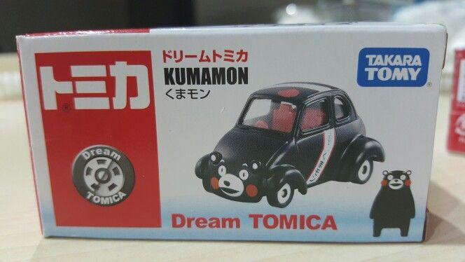 Tomica Kumamon