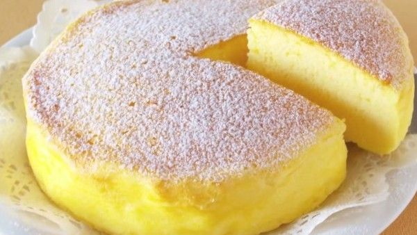 Cheesecake ze tří ingrediencí