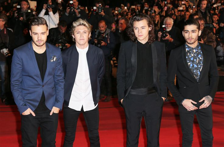 """On this week's Billboard Hot 100 chart (dated July 8), Liam Payne becomes the fourth member of One Direction to notch a top 40 hit, as """"Strip That Down,"""" featuring Quavo, jumps 44-34 in its fifth week. Where does 1D stand among acts with at least four members reaching the top 40 on their own?"""