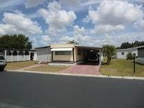 """Mobile Homes for Sale, Modular Homes, Manufactured Homes, 55+ communities, used mobile homes for sale in FL, active adult communities, family  """"all ages Parks"""", over 55 parks, sold by professionals"""