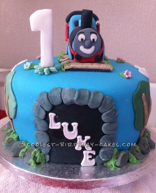 87 Best Thomas The Tank Engine Party Ideas Images On