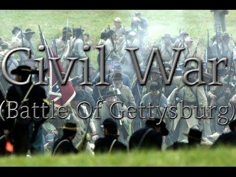 Battle Of Gettysburg (Full Documentary) - YouTube
