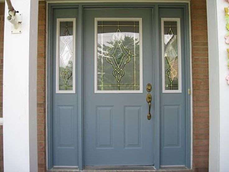 Painted Front Door Ideas 31 best front door paint ideas images on pinterest | front door