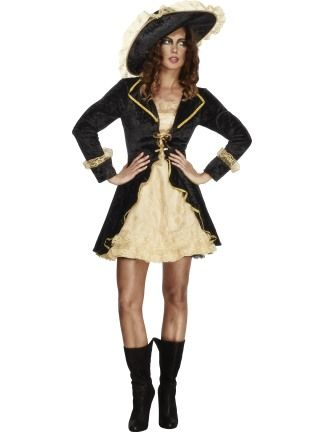 Fever Swashbuckler Costume