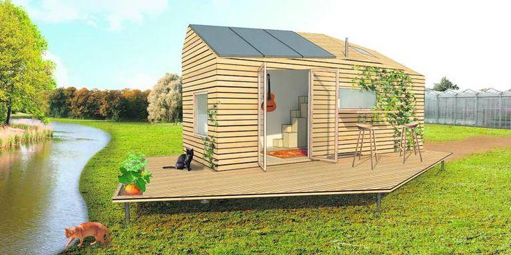 Grootse plannen voor kleine huisjes