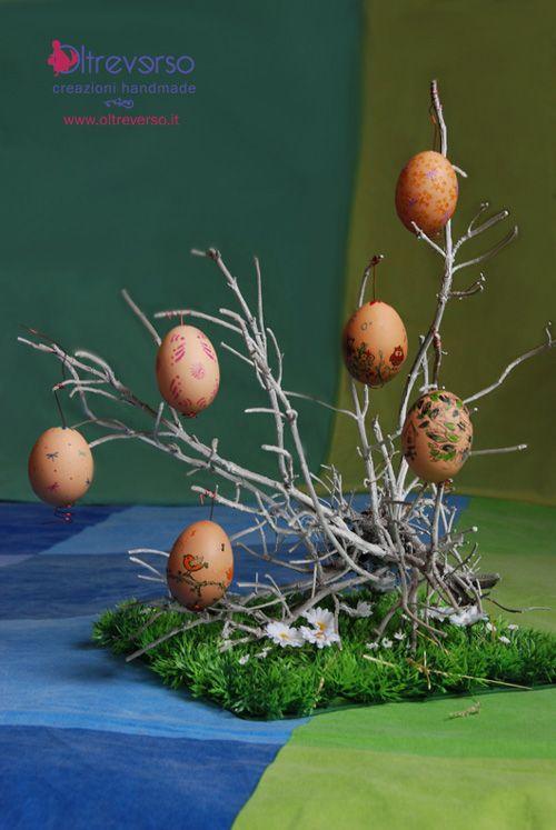 My Owl Barn: DIY: Easter Owl Eggs