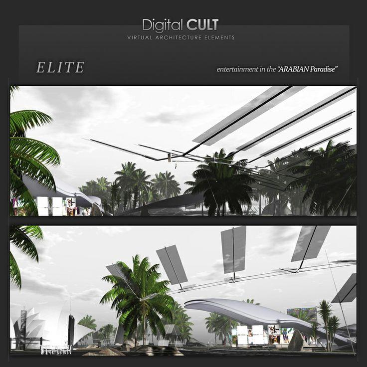 Elite: Full Region (entertainment and gaming) Period: January/February 2013 http://maps.secondlife.com/secondlife/Elite/128/128/35