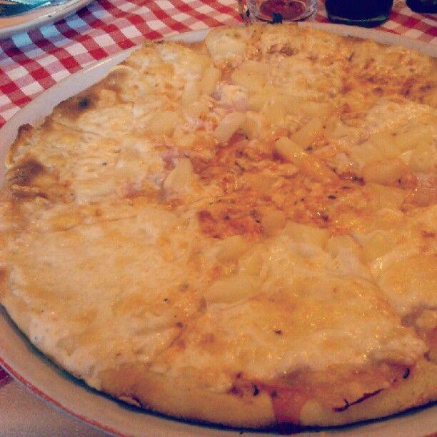 Pizza, yum