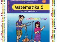 Kumpulan Soal Ulangan Matematika Kelas 5 Semester 2 SD