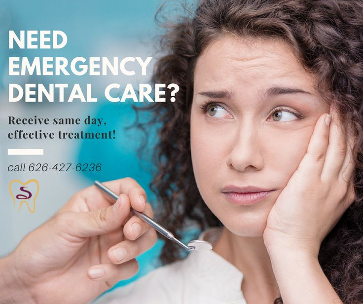 When a dental emergency occurs don't leave it for another day! The best option is to address it immediately before further dental problems arise with a trusted dentist. At Glendora Family Dentistry we're prepared to handle any dental accident, give us a call for dental emergency needs and you'll receive effective same day treatment - 626-427-6236