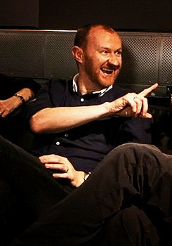 The brilliant (but occasionally cruel) Mark Gatiss