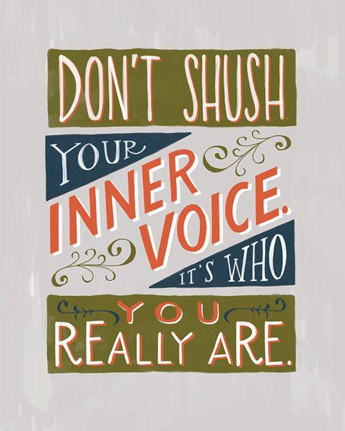 Don't Shush - emily-mcdowell