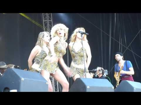 Kid creole & the Coconuts Live@ Retropop The Netherlands 2016