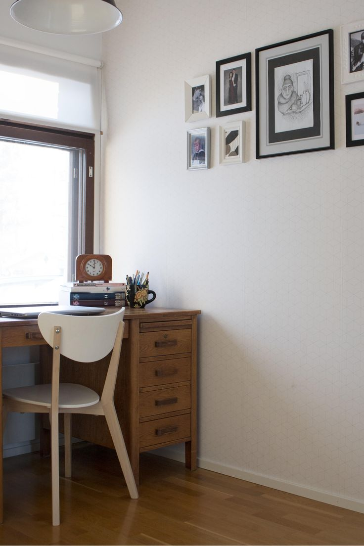 Work space interior
