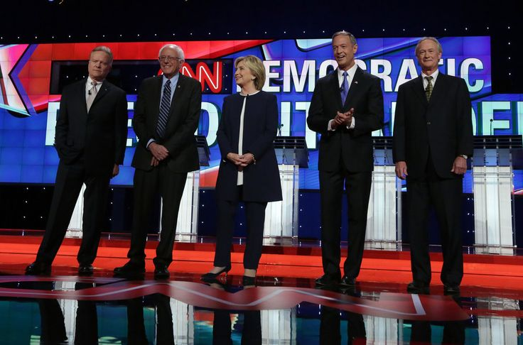WATCH NOW!!! Democrats Face Off In First Debate Of 2016 Presidential Campaign - BuzzFeed News