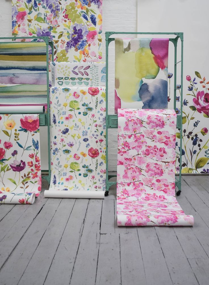 bluebellgray launch new wallpaper collection - Wallpaper Designs For Home