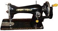Швейные машины подшивающие джинсы