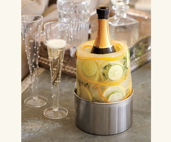 17 Best Images About Wine Chiller Ice Molds On Pinterest