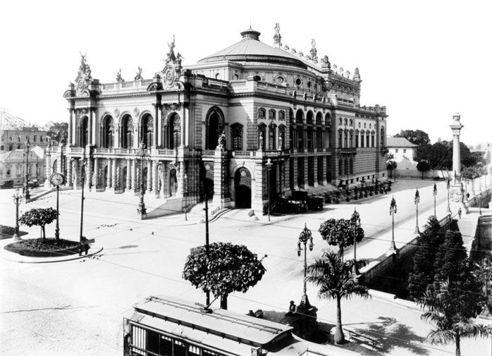 Historia Do Teatro Municipal - Resultados Yahoo Search da busca de imagens