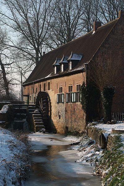 Liermolen - Grimbergen - Belgium -- flour mill 17th century