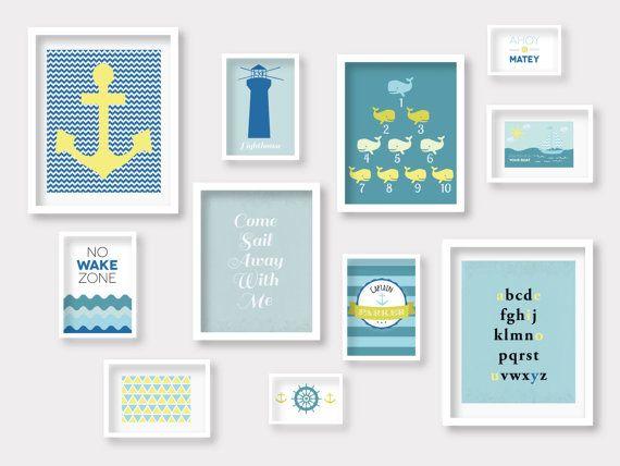 Best 25+ Nautical kids rooms ideas on Pinterest   Nautical ...