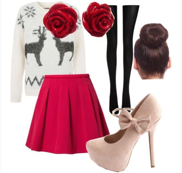 Best 25+ Christmas outfit teen ideas on Pinterest ...