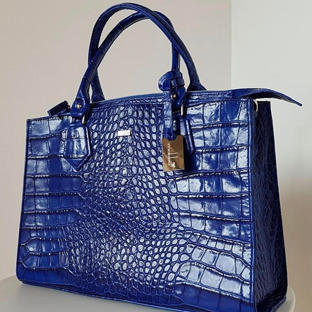 Limited Croc Businessbag by mabba