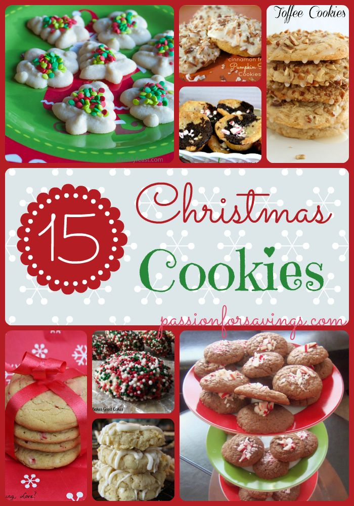 If you love to make cookies during the holidays, here are 15 Amazing Christmas Cookies Recipes for you to try.