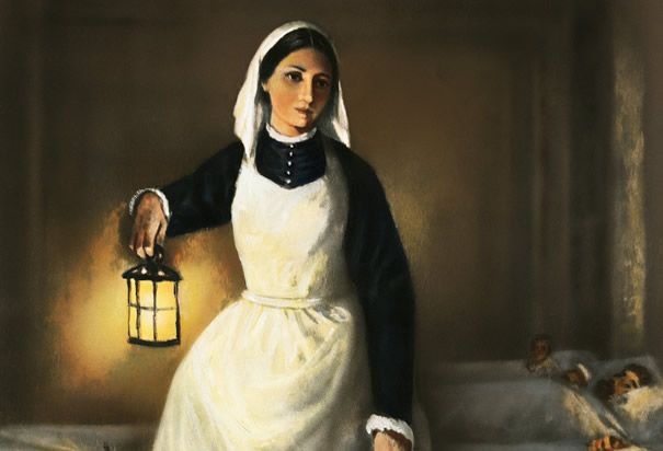 Florence Nightingale is best known for her efforts to professionalize nursing and standardize nursing education worldwide.  (Photo Credit: Bettmann/CORBIS)