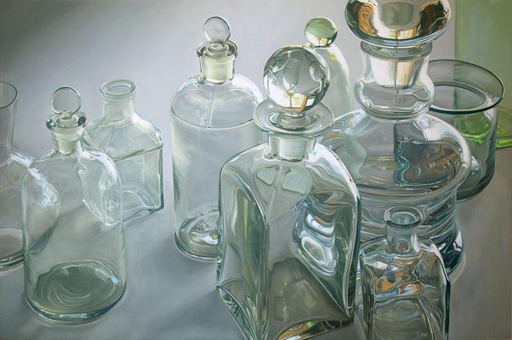 "Steve Smulka. Quicksilver, Oil on Linen, 28"" x 42"""