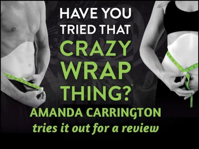 It Works Body Wraps ~ Crazy Wrap Review - I was asked to review the It Works Crazy Body Wrap for my friend Tracey in the UK. I have to say I have...