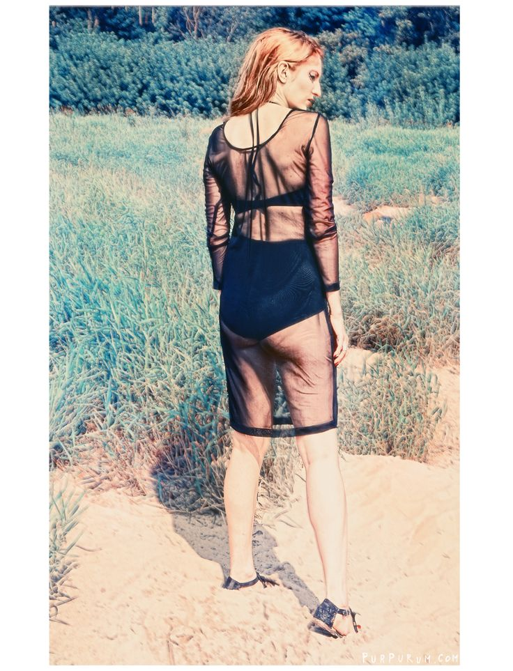 Donna Fox Dress •• www.PurPurum.com