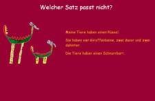 Cyriakus-Grundschule Horn - Lernspiele online: Bereich Deutsch
