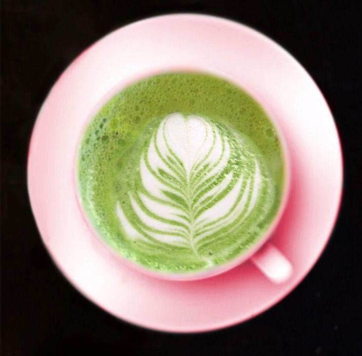 Green and pink (via @theayareina)