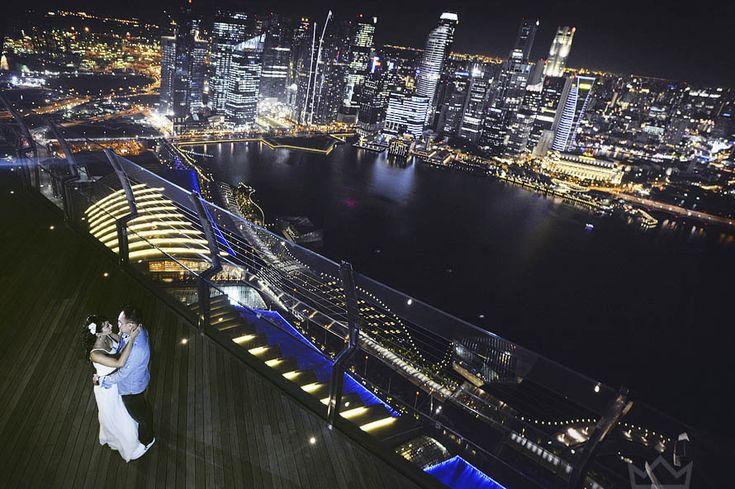 LINDA + DANNY PREWEDDING | SINGAPORE PREWEDDING
