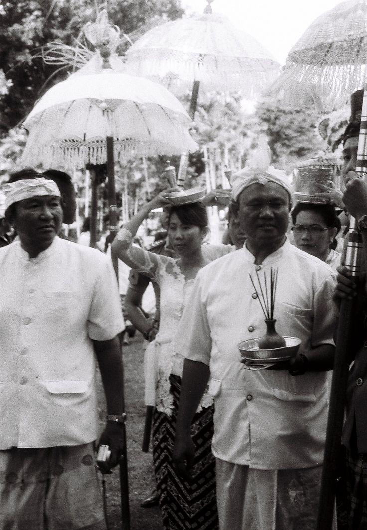 Prosesi adat Prambanan Holiday Yogyakarta Indonesia