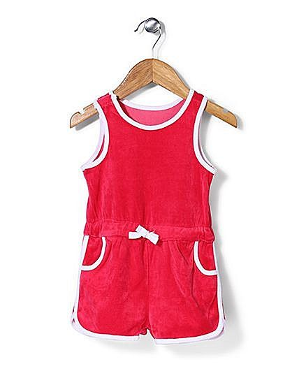 Mothercare Sleeveless Jumpsuit - Red http://www.firstcry.com/mothercare/mothercare-sleeveless-jumpsuit-red/717635/product-detail?sterm=mothercare