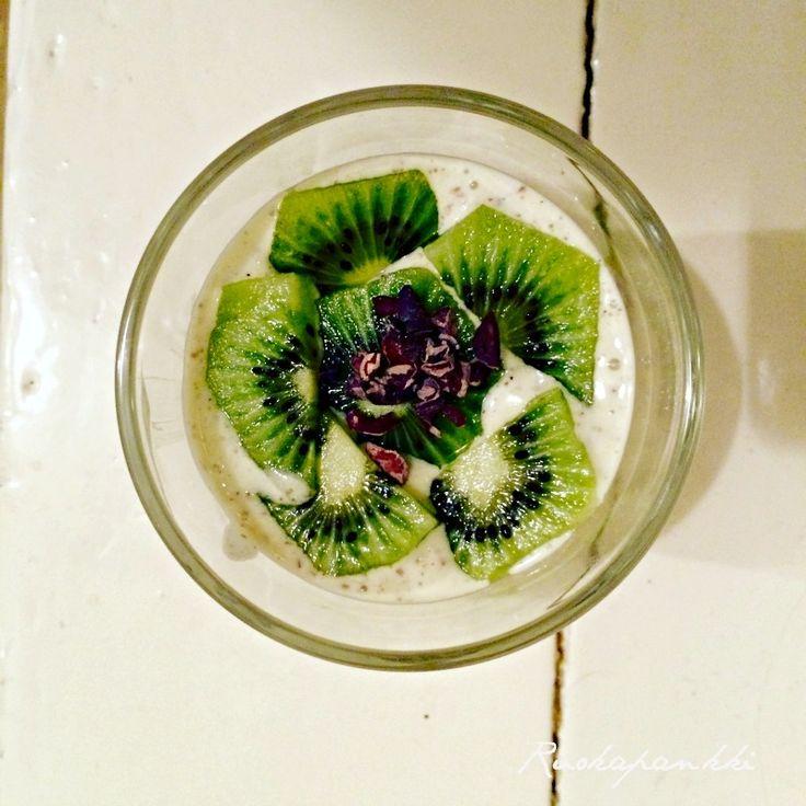 Ruokapankki: Kiivismoothie #ruokapankki #ruokablogi #resepti #smoothie #kiwismoothie #kiivismoothie #healthy