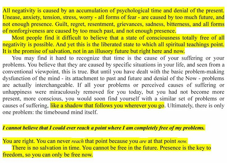 The Power of Now - Eckhart Tolle. This books always finds me in the times I need it most.