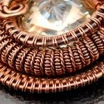 Спиральки из проволоки для создания украшений в технике Wire wrap.