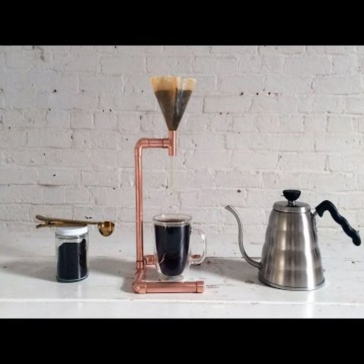 Anyone looking to replace that old drip coffee maker but avoid just jumping on the overflowing Chemex band