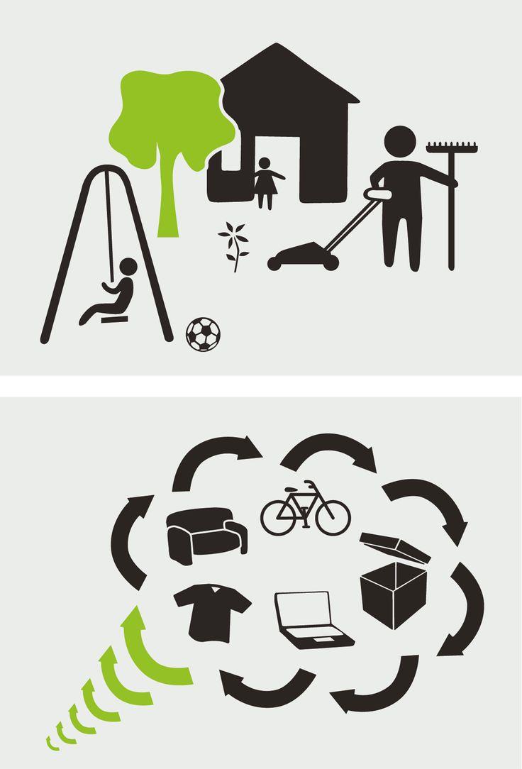Illustrationer til underbygning af faktuelt stof på Facebook.