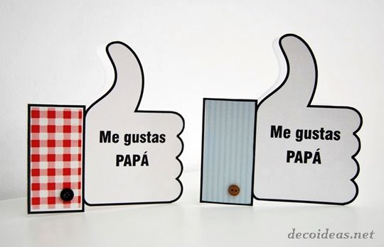 Tarjeta Día del Padre http://www.decoideas.net/tarjeta-dia-del-padre-2013/?utm_source=feedburner_medium=feed_campaign=Feed%3A+decoideas+%28Decoideas.Net+-+Decoracion+Infantil+y+Juvenil%2C+Bebes%2C+Ni%C3%B1os+%29