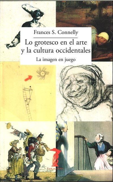 Panorama de las creaciones grotescas, desde la ornamentación de grutescos hasta el arte  contemporáneo, interpretadas como un juego  de la imagen en acción, un antídoto al pensamiento convencional. Búscalo en http://absys.asturias.es/cgi-abnet_Bast/abnetop?SUBC=032401&ACC=DOSEARCH&xsqf01=(grotesco+occidentales)