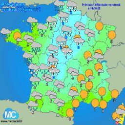 Meteociel - Prévisions météo pour Saint-Parres-aux-Tertres ( 10410 ) - Météo Saint-Parres-aux-Tertres - Météo 10410