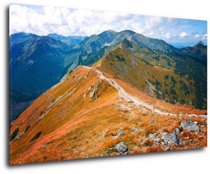 obraz góry Karpaty