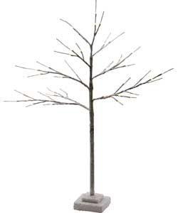 Twig Christmas Tree - 4ft.